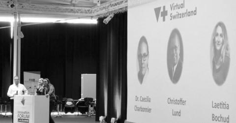 Virtual Switzerland: Un réseau pour allier innovation et interaction